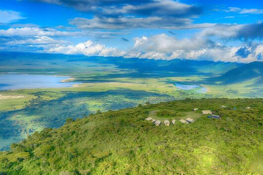 2 Days safari Tarangire - Ngorongoro Crater