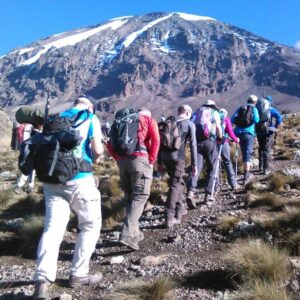 7Days Kilimanjaro Climb Machame Route