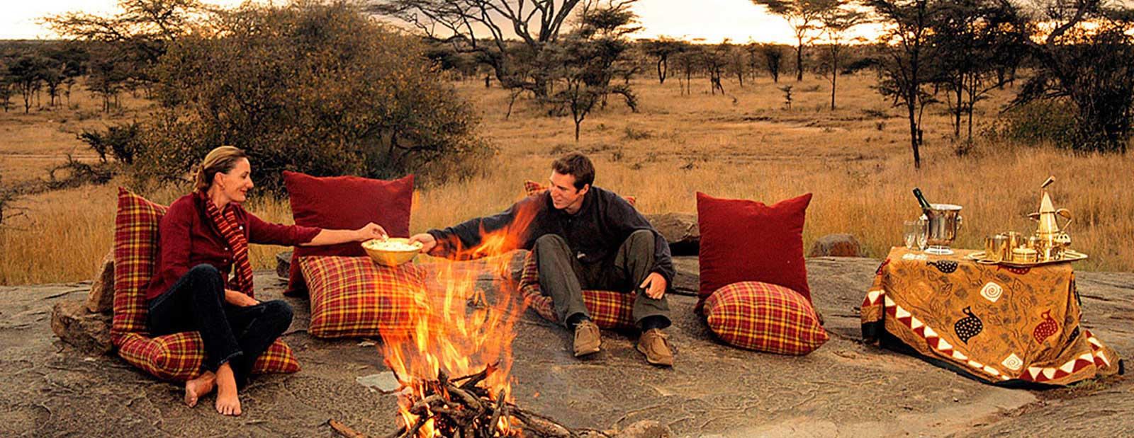 6 Days Honeymoon Safari